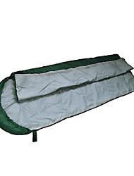 Schlafsack Rechteckiger Schlafsack Einzelbett(150 x 200 cm) 26 Polyester 180X50 Camping Jagd warm halten Transportabel True Adventure