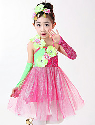 Devrions-nous des robes de ballet enfant en épilant 2 pièces de chevreuils