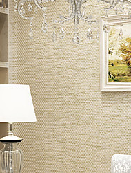 cheap -Art Deco 3D Wallpaper For Home Contemporary Wall Covering , Other Material Adhesive required Wallpaper , Room Wallcovering