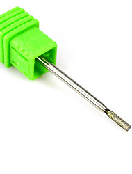 1pcs di alta qualità in acciaio inox chiodo elettrico professionale punta da trapano punta da manicure per unghie macchina elettrica del
