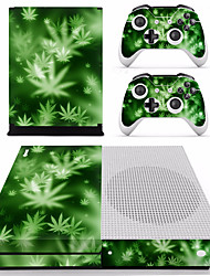 abordables -B-SKIN XBOX ONE  S PS / 2 Autocollant Pour Xbox One S Nouveautés Autocollant Vinyle unité Sans fil