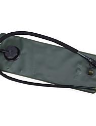 Недорогие -2.5L Фляга / мешок для воды - Водонепроницаемость Пригодно для носки На открытом воздухе Отдых и Туризм Нейлон Черный Серый Кофейный