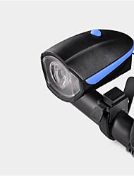 Недорогие -Велосипедные фары Велосипедные фары Передняя фара для велосипеда Горные велосипеды Велоспорт Водонепроницаемый Перезаряжаемый Компактный размер USB Литиевая батарея USB Естественный белый / IPX-4