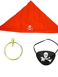 Altri accessori Gioielli per vacanze Verde Accessori Cosplay Carnevale