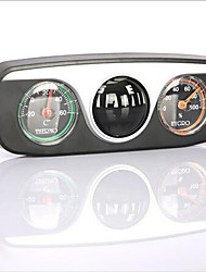cheap -3-in-1 Car Boat Vehicles Auto Navigation Compass with Thermometer Hygrometer