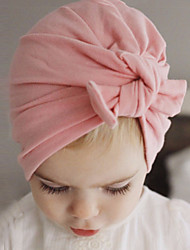 cheap -Kid's Cute Baby Cotton Knitting Turban Hat