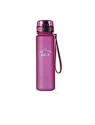 GOX Plastic Travel Mug / Cup / Water Bottle Portable Static-free Ultra Light(UL) Travel Drink & Eat Ware