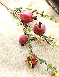 1 Ramo Frutta Fiori Artificiali 67