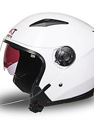 abordables -Casque Bol Anti buée Respirable Casques de moto