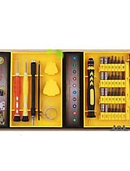 cheap -Function Combination Screwdriver Iphone Notebook Mobile Phone Computer Maintenance Tools 38 In One