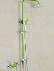 The new smart key three shower shower set