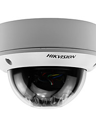 HIKVISION® DS-2CD2732F-IS 3MP IP66 Network IR Dome Camera Indoor (PoE Motion Detection Vandal-proof housing vari-focal lens True day/night 30m IR)