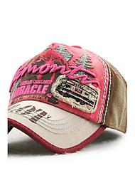 mode coton vintage casquette de baseball soleil chapeau des femmes brodent extérieur du sport été décontracté toutes les saisons