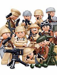baratos -Brinquedos para presente Blocos de Construir Modelo e Blocos de Construção Guerreiro Plástico 5 a 7 Anos 8 a 13 Anos 14 Anos ou Mais