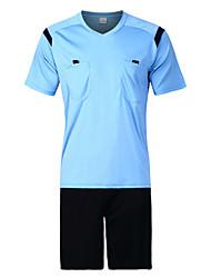 Недорогие -SPAKCT Муж. Футбол Наборы одежды Удобный Баскетбол Футбол Полиэстер Желтый Морской синий Красный