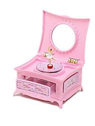 Caixa de música Brinquedos Brinquedos Clássico e Intemporal Peças Dia da Criança Aniversário Dom