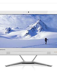 economico -Lenovo All-In-One Computer Desktop 20 pollici Intel i3 4GB RAM 500GB HDD Scheda grafica integrata