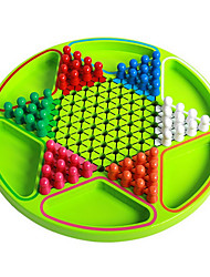cheap -Board Game Games & Puzzles Circular ABS Plastic