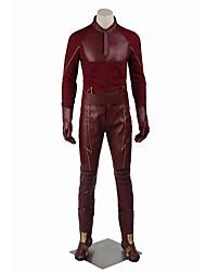 Costumi Cosplay Vestito da Serata Elegante Costumi da supereroi Cosplay Cosplay da film Cappotto Pantaloni Guanti Cintura Armi ed