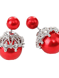 cheap -MOGE European And American Fashion Popular Earrings