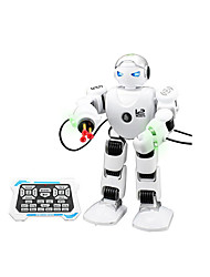 Jouets Figurines & Set Epreuve Télécommande En chantant Danse Marche Intelligent auto équilibrage Programmable 2.4G Plastique Métal
