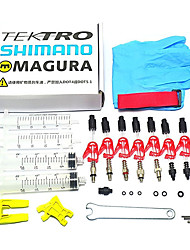 cheap -Bicycle Hydraulic Disc Brake Bleed Kit tool For SHIMANO TEKTRO MAGURA louise marta HS33 HS11 ECHO ZOOM CSC