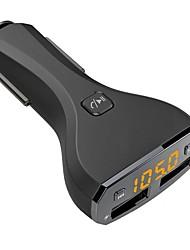 Kit caricabatterie Caricatore presa USB Car Altro 2 porte USB Solo caricabatterie Auto 5V/2,4A