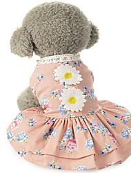 economico -Cane Vestiti Abbigliamento per cani Classico Romantico Compleanno Vacanze Casual Reversibile Matrimonio Di tendenza Halloween Capodanno