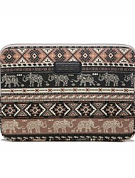 "cheap -Sleeve for Macbook 13"" Macbook Air 11""/13"" Macbook Pro 13""/15"" MacBook Pro 13""/15"" with Retina display Bohemian Style Canvas Material Shockproof"