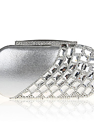cheap -Women's Bags Polyester Evening Bag Imitation Pearl Crystal/ Rhinestone for Wedding Event/Party Casual Formal Office & Career Winter