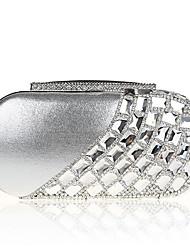 abordables -Femme Sacs Polyester Sac de soirée Imitation Perle Cristal / strass pour Mariage Soirée / Fête Décontracté Formel Bureau et carrière