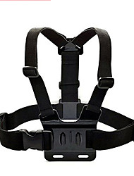 cheap -Chest Harness Shoulder Strap Adjustable Convenient For Action Camera Gopro 4 Gopro 3 Gopro 3+ Gopro 2 Universal Nylon