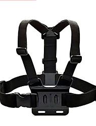 economico -Imbracatura Petto / Fascia per il petto Spalline Regolabili Conveniente Per Videocamera sportiva Gopro 4 Gopro 3 Gopro 2 Gopro 3+