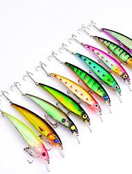 10 Stück Harte Fischköder Regenbogenforelle g Unze mm Zoll,Kunststoff Seefischerei