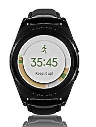support de montre intelligente carte SIM / tf fréquence cardiaque tracker santé SmartWatch pour téléphone android Samsung Gear