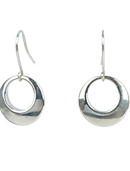 cheap -Dangle Earrings Non Stone Alloy Circle Euramerican Fashion Round Jewelry Daily Casual 1 pair