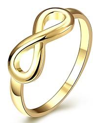 preiswerte -Damen Ring Schmuck Personalisiert Geometrisch Einzigartiges Design Retro Grundlegend Freundschaft nette Art Euramerican Simple Style