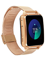 Недорогие -yym88 мужской женщина умный браслет / SmartWatch / Bluetooth 4.0 mtk2502 / симы / GPS / поддержка сим карта TF пульсометр часов