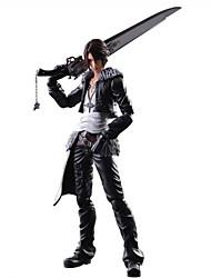 Figure Anime Azione Ispirato da Final Fantasy Squall PVC 28 CM Giocattoli di modello Bambola giocattolo
