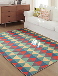 cheap -Casual Polyester Area Rugs