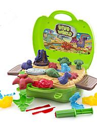 Недорогие -Мастики Играть в тесто, пластилин и шпатлевка Ролевые игры Мебель Своими руками Детские Игрушки Подарок 1 pcs