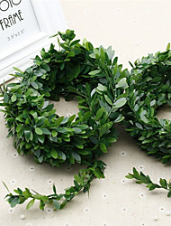750CM Greenery Rattan DIY Garland Material Home Furnishing Decorate Artificial Flower