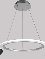 cheap -Dimmable Acrylic LED Pendant Light Lamp Indoor Home Deco Lighting Lamps Fixtures for Bedroom Study with Remote Control
