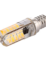 3W E12 Luci LED Bi-pin T 40 leds SMD 5730 Decorativo Bianco caldo Luce fredda 200-300lm 2800-3200/6000-6500K AC110 AC220V
