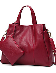 Donna Sacchetti PU (Poliuretano) sacchetto regola Set di borsa da 2 pezzi per Matrimonio Serata/evento Casual Formale Per tutte le