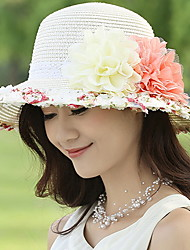 cheap -Women's Street chic Sun Hat - Patchwork