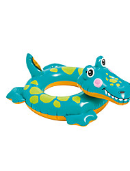 cheap -Crocodile Inflatable Pool Float / Donut Pool Float PVC(PolyVinyl Chloride) Kid's Boys'