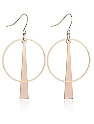 cheap -Women's Drop Earrings - Gold / Silver For Daily