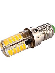 3W E14 LED Doppel-Pin Leuchten T 40 SMD 5730 200-300 lm Warmes Weiß Kühles Weiß 2800-3200/6000-6500 K Dekorativ AC110 AC220 V