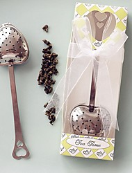 cheap -Tea Party Stainless Steel Tea Party Favors Classic Theme Beter Gifts® Wedding Favor